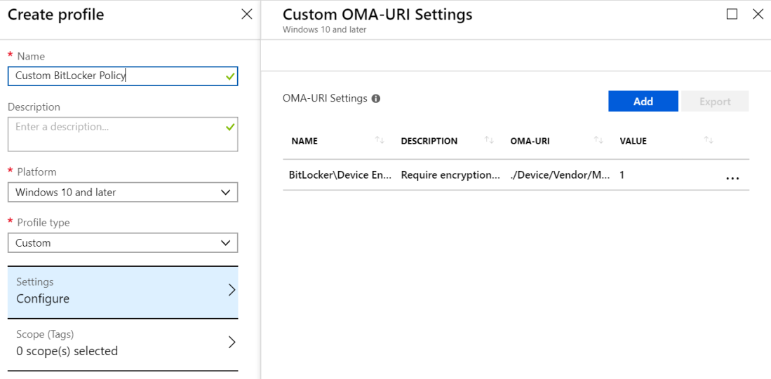 How to Replace your old GPOs with Intune Configuration